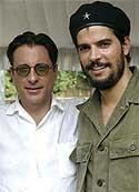 Andy García, rodando en Santo Domingo
