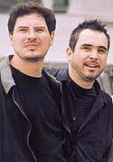 Los hermanos Cuarón (©FICSS)