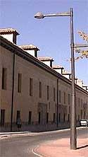El Cuartel de Pavía, sede