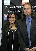Deluna y un colaborador (EFE)
