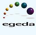 Logotipo de EGEDA