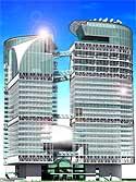 Proyecto de edificio en Fusionpolis