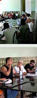 Imágenes del encuentro de Gibara (Cubacine)