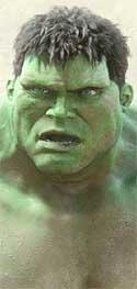 Hulk llegó a Venezuela