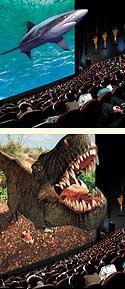 Espectacularidad con IMAX