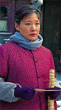 Joan Chen, en Xian ri hui