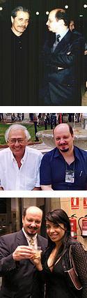 En los festivales de Huelva, Habana y Madrid