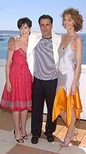 Los actores en la presentación de Cannes