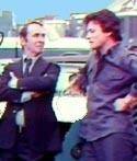 Palito Ortega (dcha.), en una de sus películas