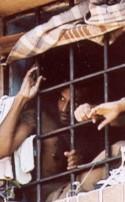 O prisioneiro...