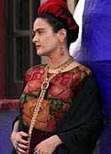 Salma como Frida (Reforma)