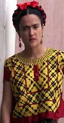 Salma como Frida