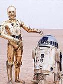 R2-D2 y C3 Po