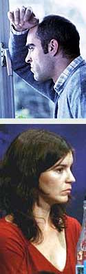 Luis Tosar y Laia Marull, de Te doy mis ojos