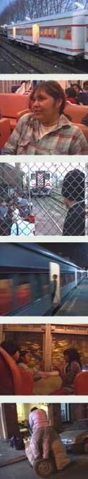 Imágenes de El tren blanco