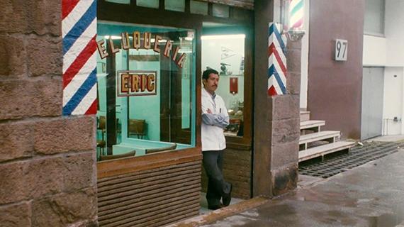 """""""El peluquero romántico"""""""