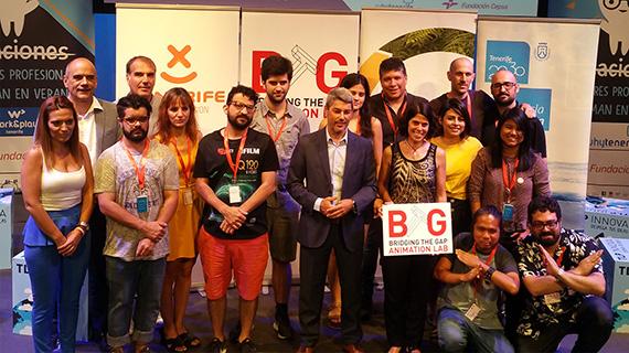 Laboratorio Internacional Bridging the Gap Tenerife