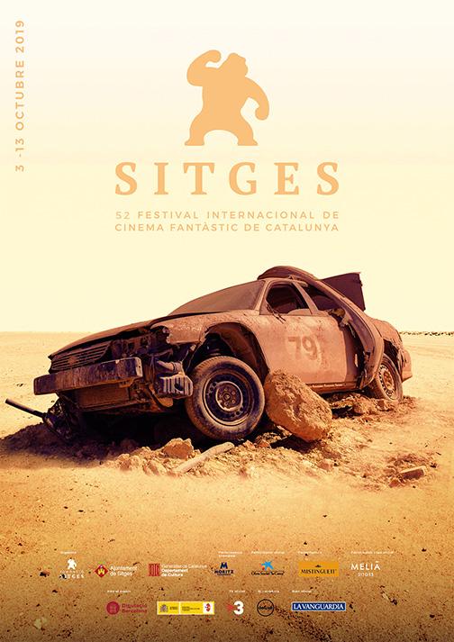 Cartel de Sitges 2019