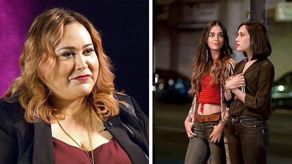 """Tanya Saracho y las protagonistas de """"Vida"""