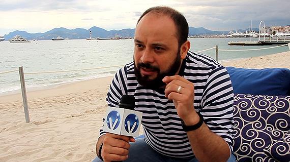 """César Díaz, director de """"Nuestras madres"""","""