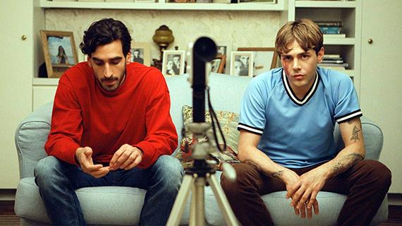"""Xavier Dolan, en """"Matthias & Maxime"""""""