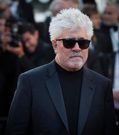 Almodóvar, en Cannes (ASG)