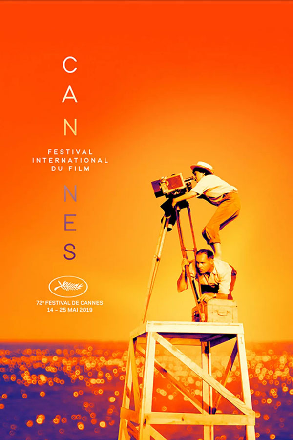 El cartel de Cannes 2019