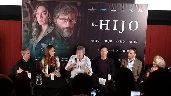 Presentación de la película en Buenos Aires