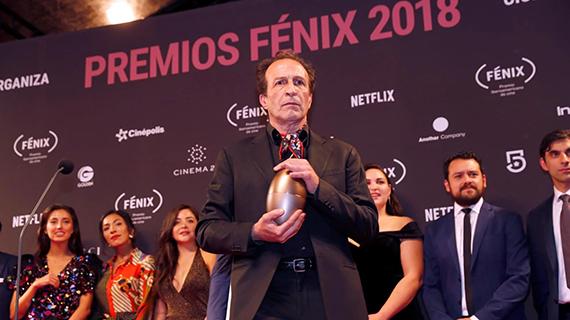Giménez Cacho, uno de los ganadores el año pasado