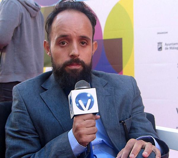"""Arturo Castro Godoy insufló """"Aire"""" al Festival de Málaga"""