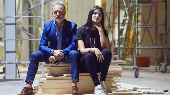 Alfonso Quijada y Laura Osma (EDH)