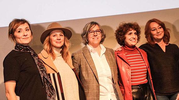 """Invisibles"", un proyecto muy femenino de Gracia Querejeta"