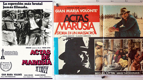 """""""Actas de Marusia"""""""