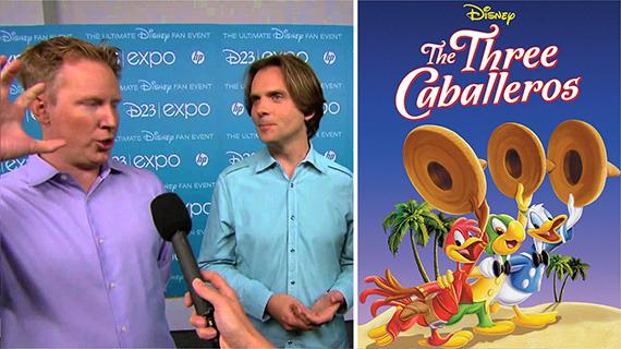 Byron Howard y Jared Bush, con una de las películas Disney con protagonistas latinos