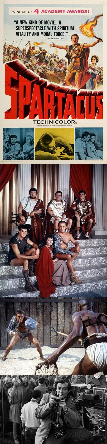 """""""Espartaco / Spartacus"""""""