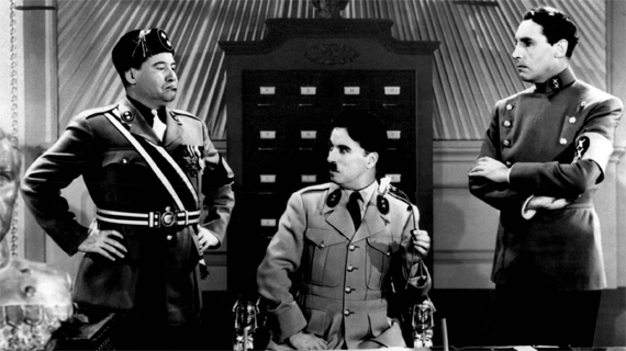"""El gran dictador / The Great Dictator"""