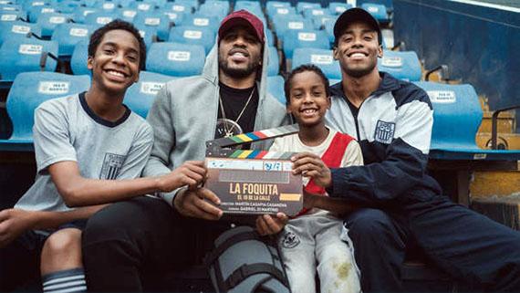 Un nuevo éxito deportivo en el cine peruano