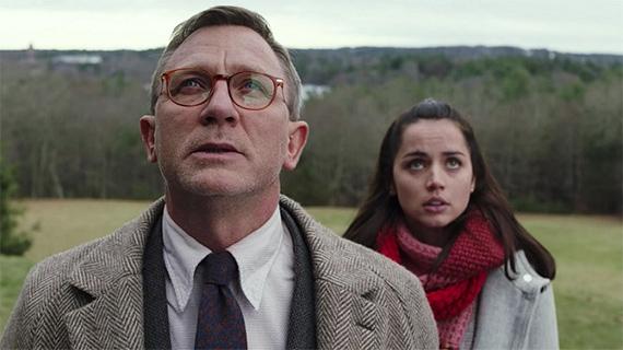 Ana de Armas y Daniel Craig