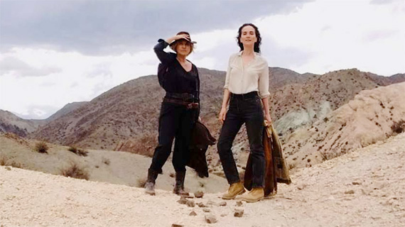 "Mercedes Morán y Natalia Oreiro en ""Reinas Salvajes"""