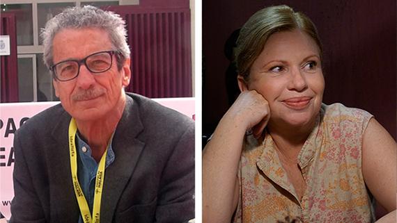 Fernando Pérez e Isabel Santos