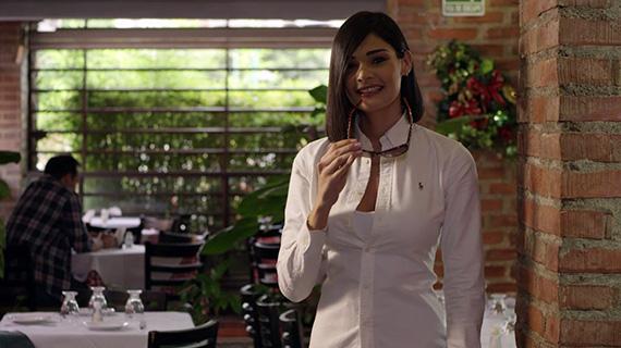Imagen del film sobre Mónica Spear