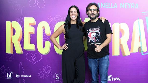 Gianella Neyra y Giovanni Ciccia