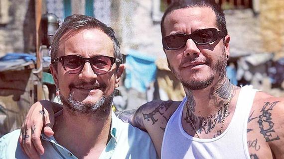 Sebastián Ortega y Pablo Culell