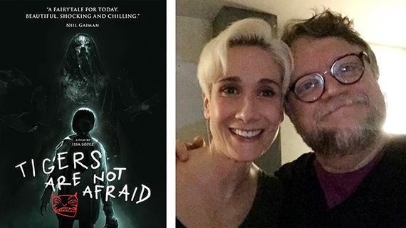 Del Toro producirá la próxima película de Issa López