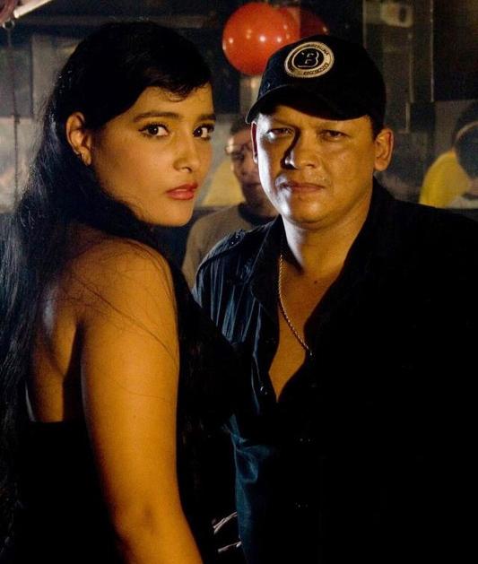 Gina Vallejo y Giovanny Patiño