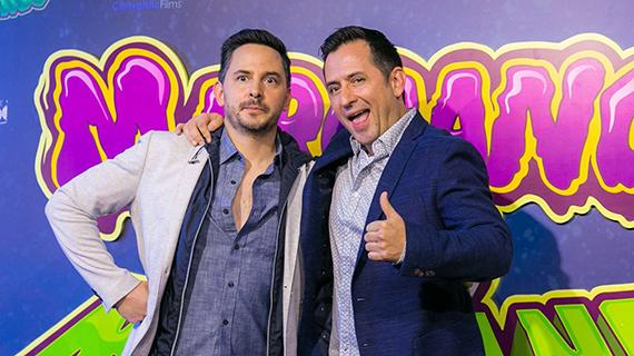 Los hermanos Riva Palacio