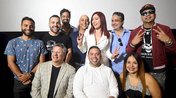 """El equipo de """"Marcelo"""""""