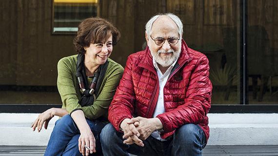 Arturo Ripstein y Paz Alicia Garciadiego