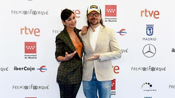 Elena Sánchez y Santiago Segura