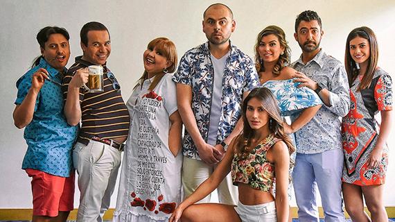 """""""Si saben cómo me pongo ¿pa' qué me invitan?"""", la más taquillera del cine colombiano en 2018"""